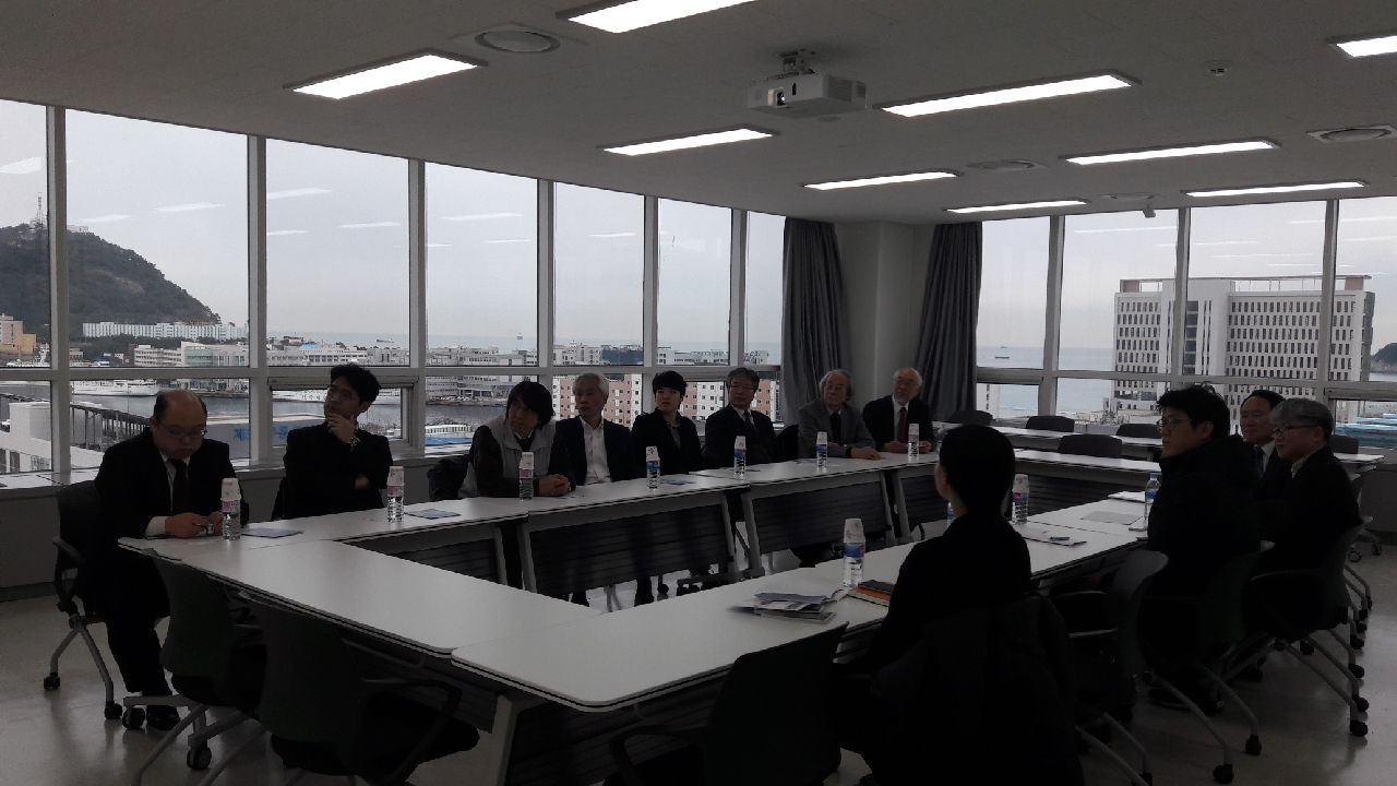 Visit from Japanese Turbomachinery Association_image1