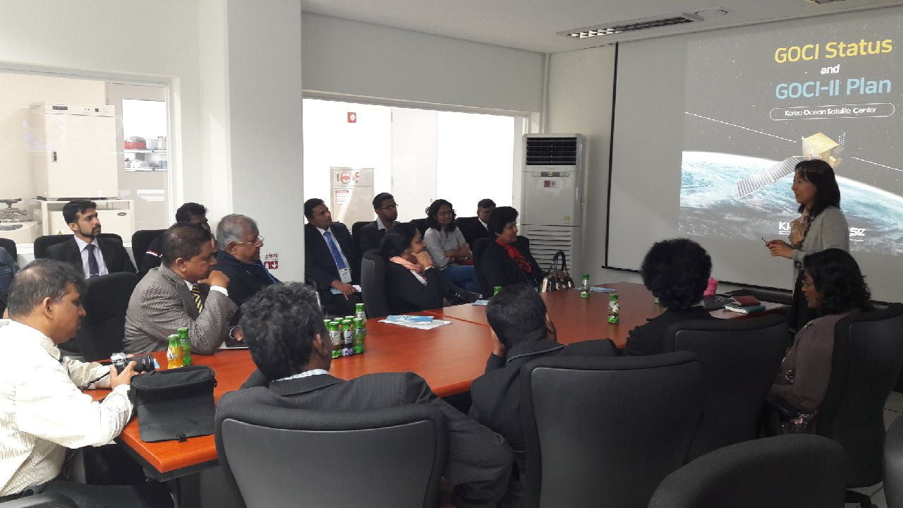 Visit from the Policy Makers in Fisheries of Sri Lanka